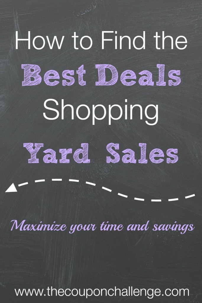 Shopping Yards Sales