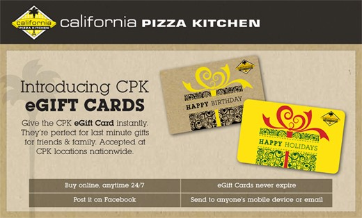 About California Pizza Kitchen
