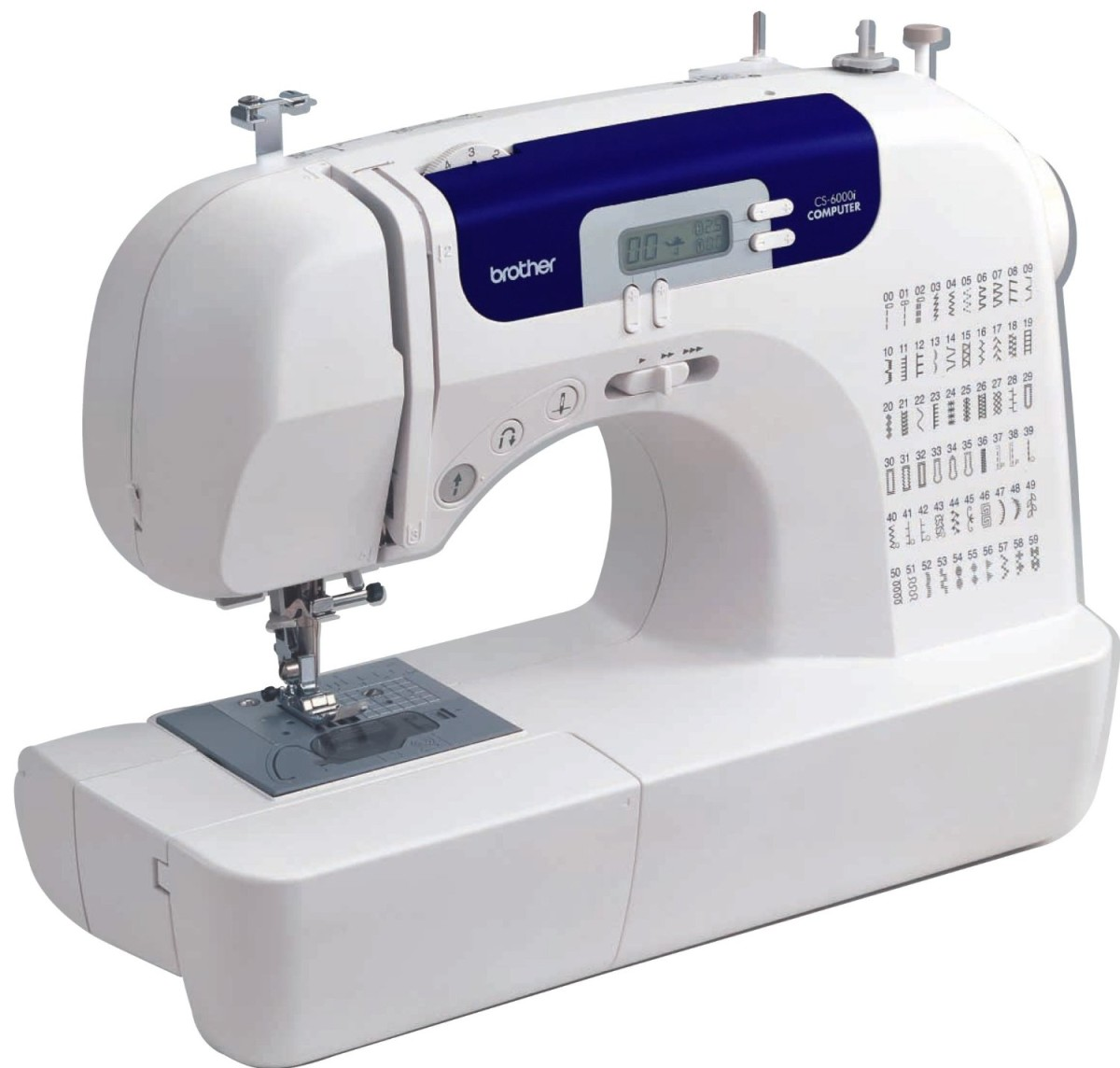 Brother CS6000i Advance Sew Affordable 60-Stitch ...