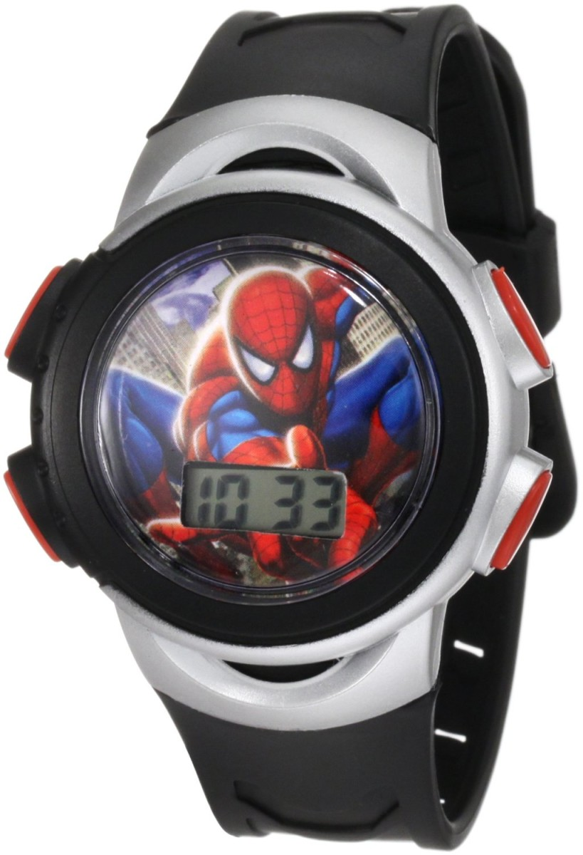 how to set the time on a digital watch batterylr1130