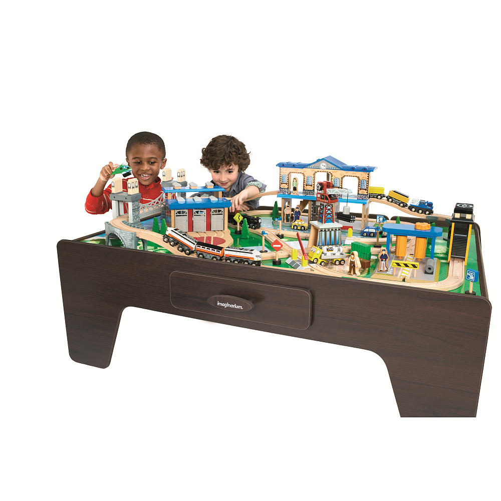 Walmart KidKraft Rising City Train Table and Set $99.97 shipped u2013 was $149.97. Toys ...  sc 1 st  The Coupon Challenge & Train Table Deals