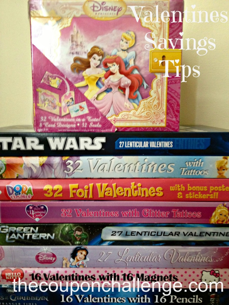 Valentines Day Savings Tips
