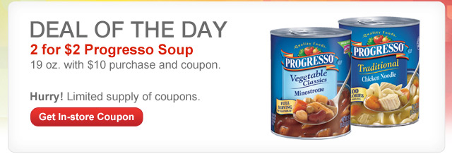 cvs deal of the day