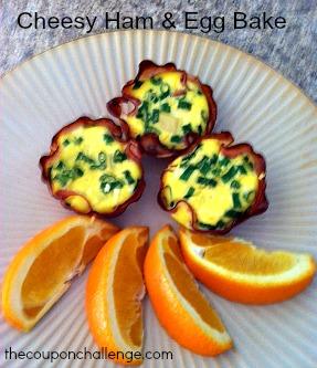 ham&egg bakeA