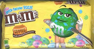 m&m's easter2