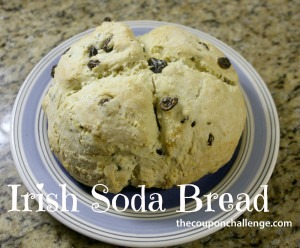 Irish Soda Bread Recpe