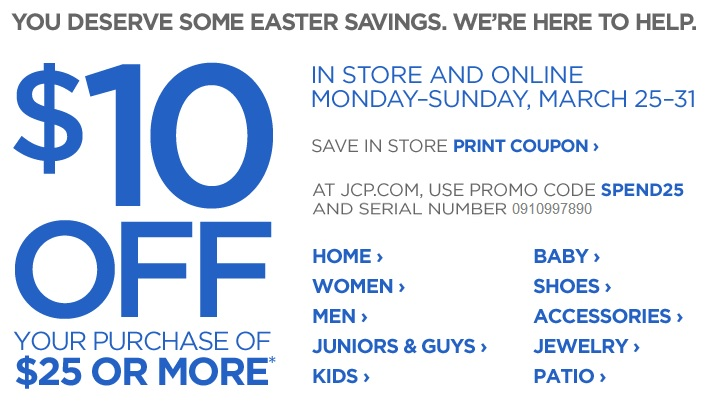 Can you use jcpenney coupons at sephora