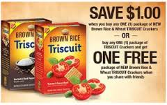 triscuits brown rice