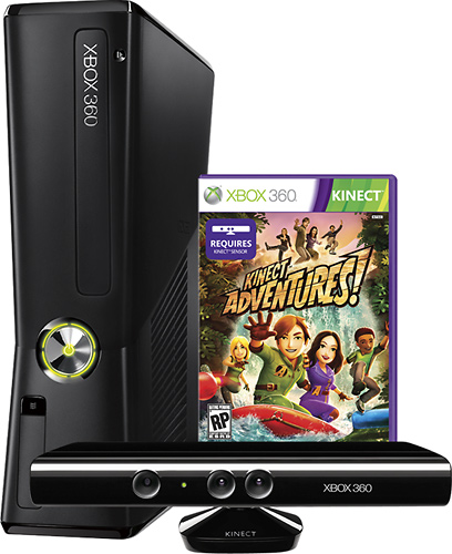 Best Buy Deal of the Day: Microsoft - Xbox 360 4GB Console