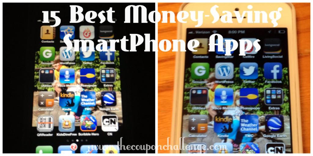 Best Money-Sving Smartphone Apps