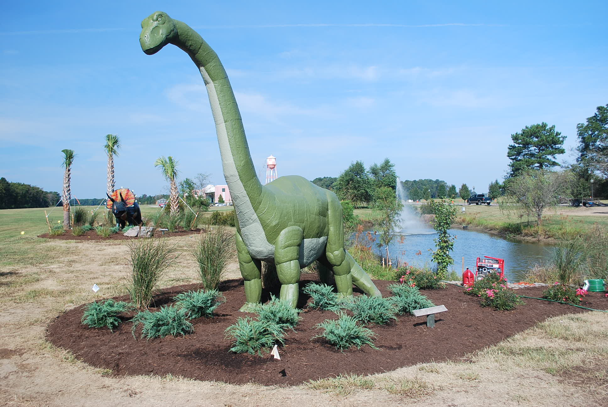 Virginia Dinosaur Museum Va Beach