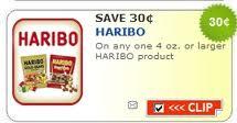 haribo gummy coupon