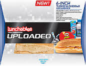 lunchables unloaded