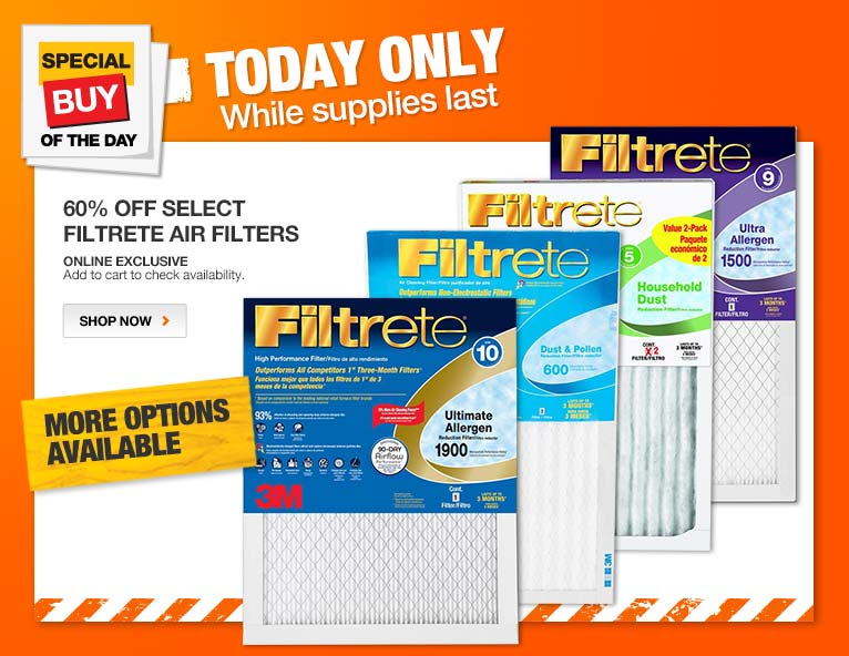 time to change your air filter - Filtrete Air Filter