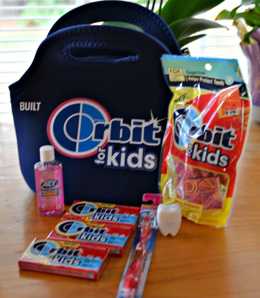 orbit kids prize pack