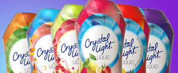 Crystal Light Liquid Drink Mix