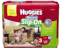 huggies slipon