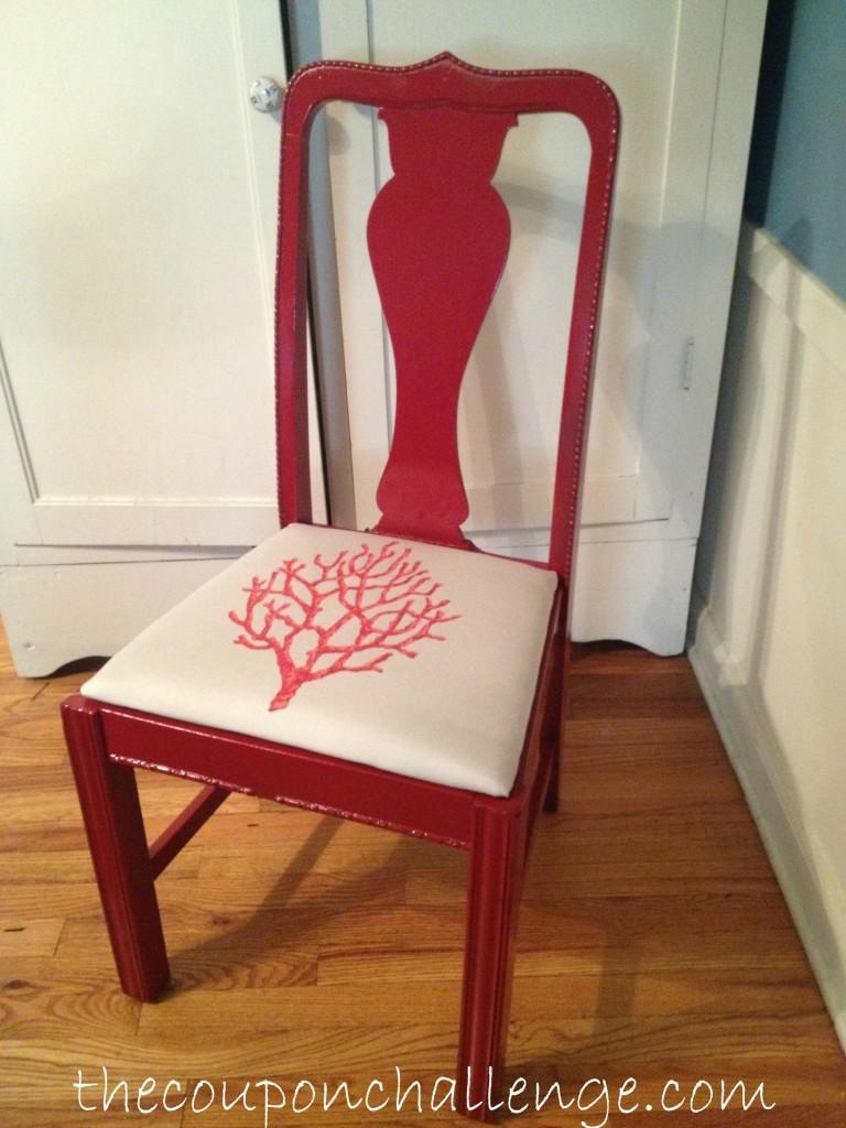 DIY chair 2