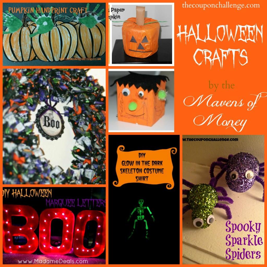 Mavens Halloween Crafts