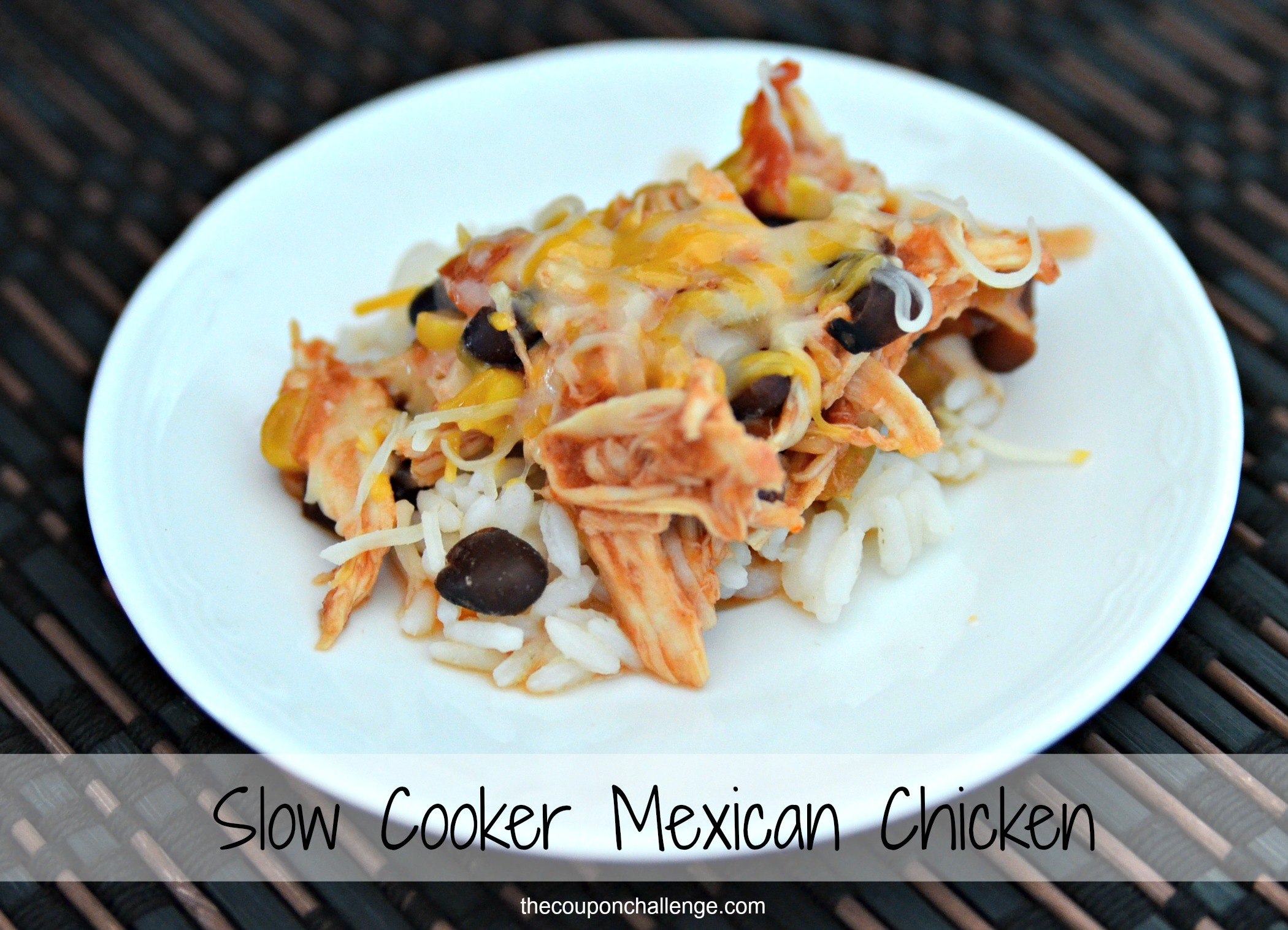 how to make mexican rice in a slow cooker