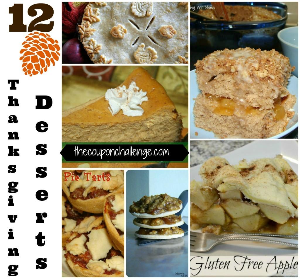 Thanksgiving Dessert Recipes