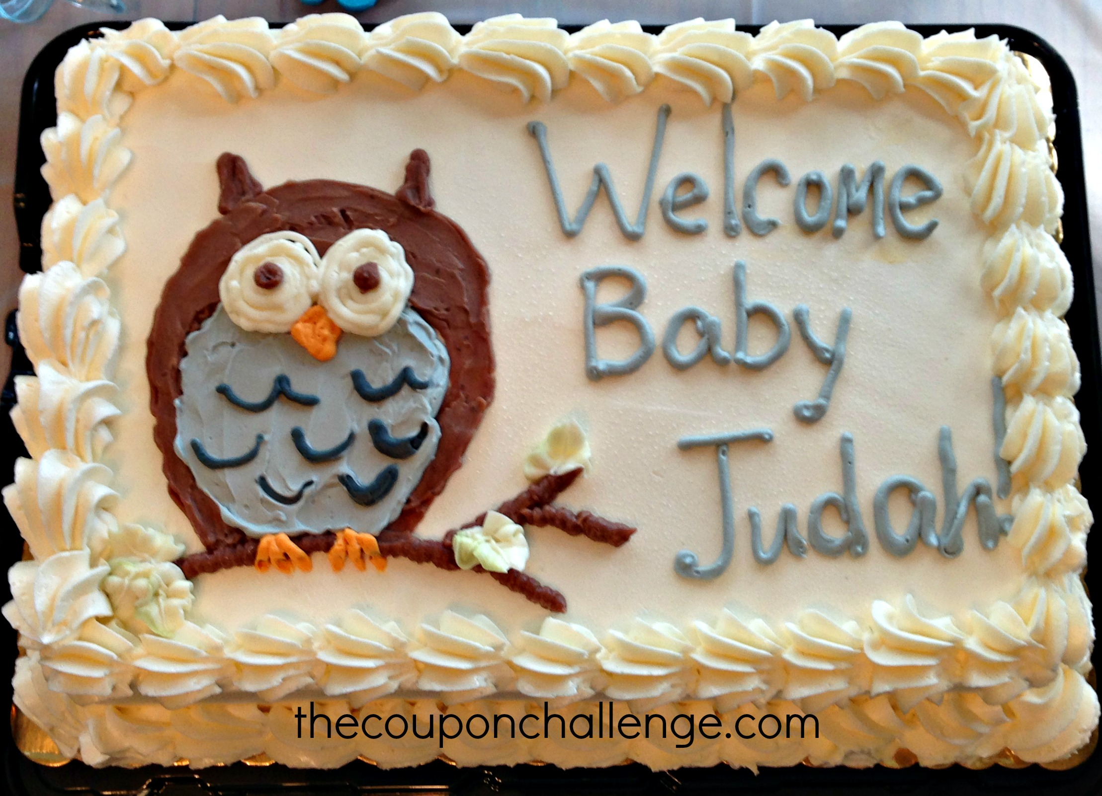 Whole Foods Market Custom Cakes Review - The Coupon Challenge