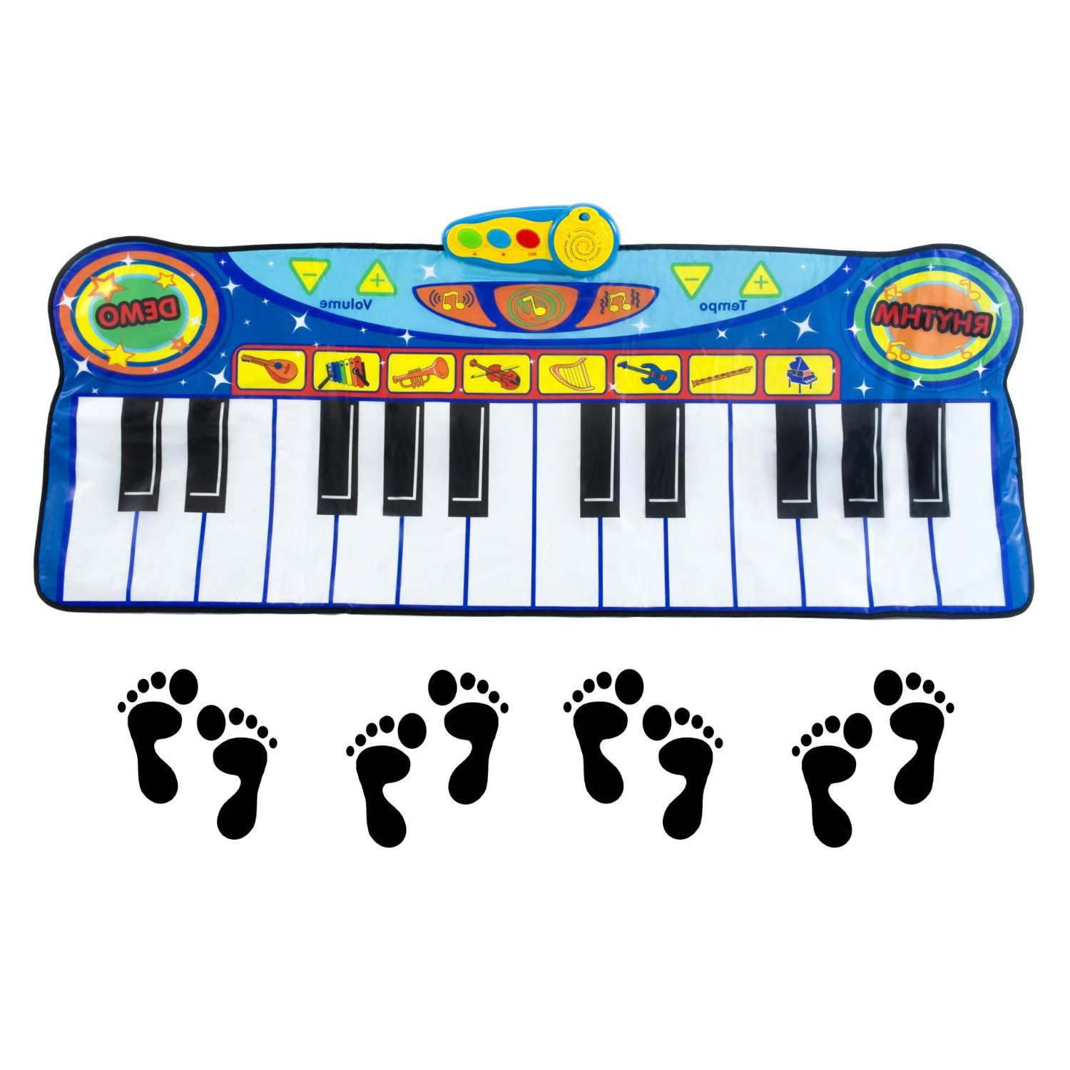 Amazon Winfun Step To Play Giant Piano Mat 41 Off The
