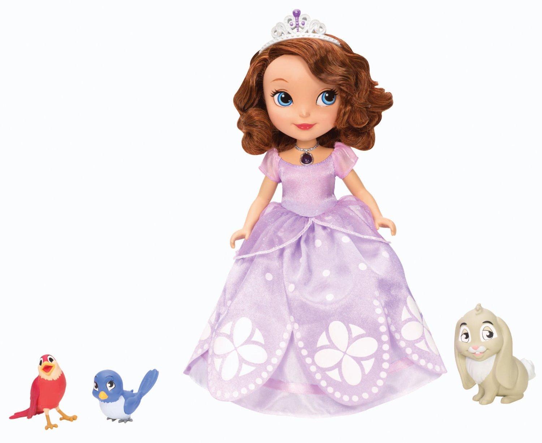 Disney Princess Doll Sofia The First Talking Sofia 10