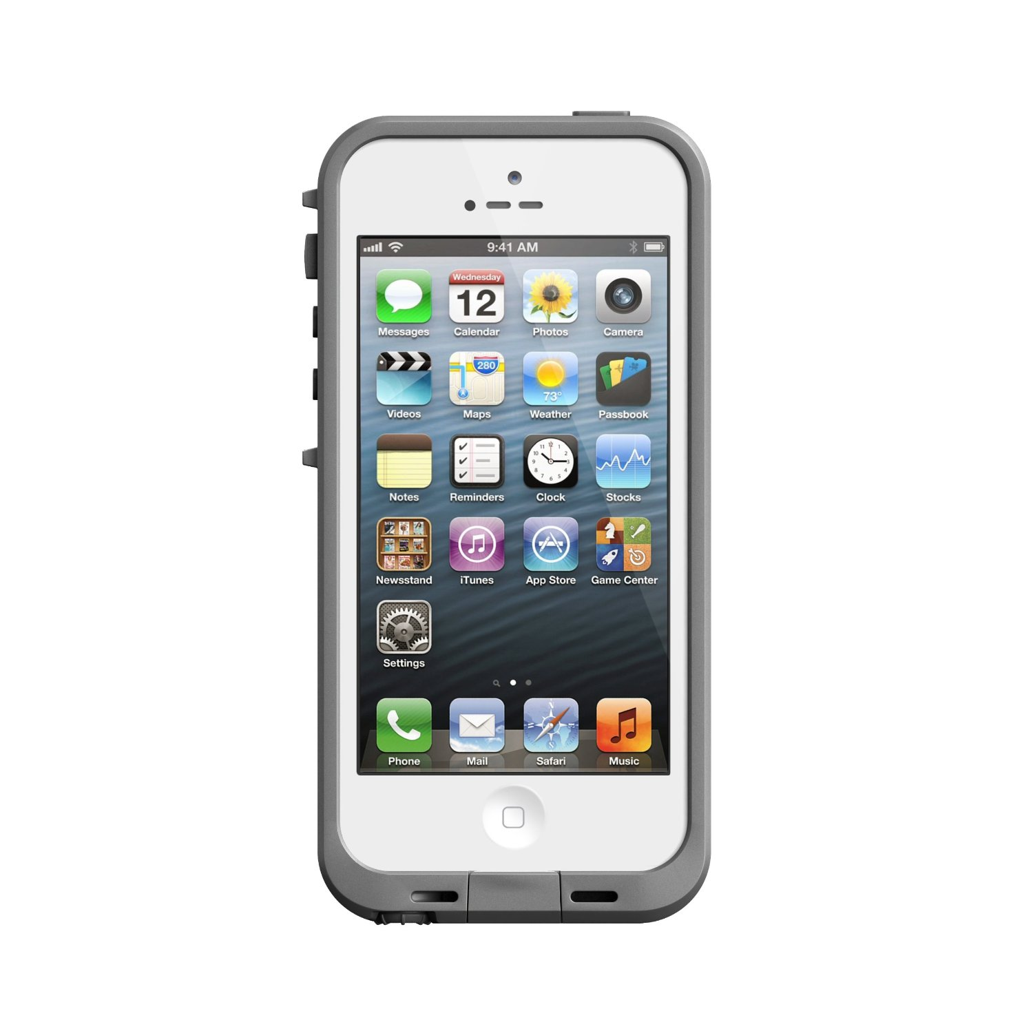 iphone 5 case amazon lifeproof fre series for iphone 5 just 40 5991