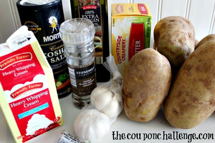 Best Garlic Mashed Potatoes Recipe  Ingredients