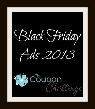 Black Friday Ads 2013