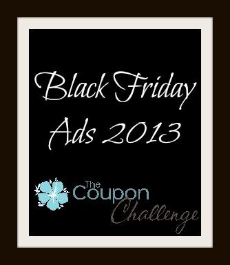 Black Friday Ads 2013