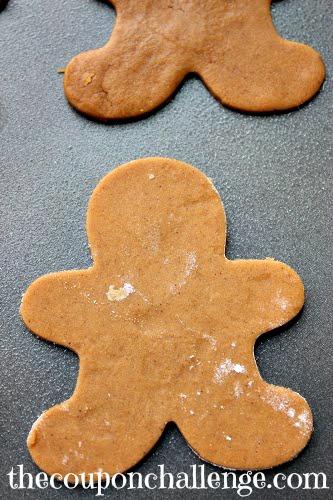 Christmas Gingerbread Cookies Shape