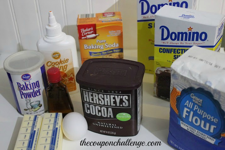 Cookie Pie ingredients