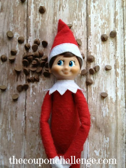 Elf on the Shelf Ideas 10