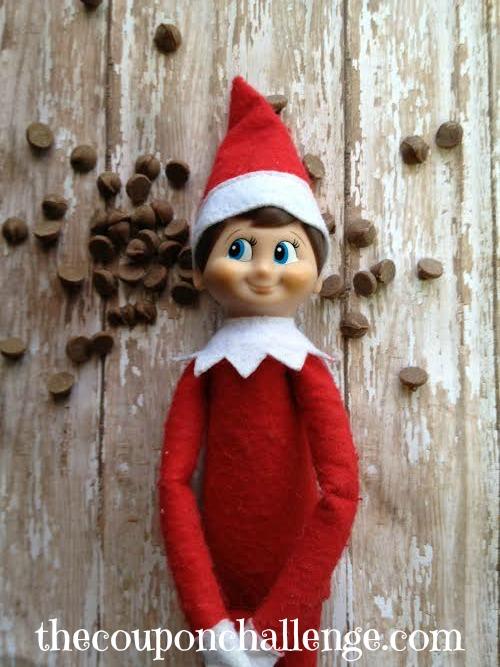 Elf on the Shelf Ideas 10