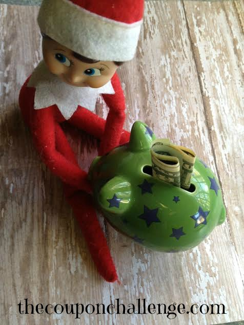 Elf on the Shelf Ideas 12