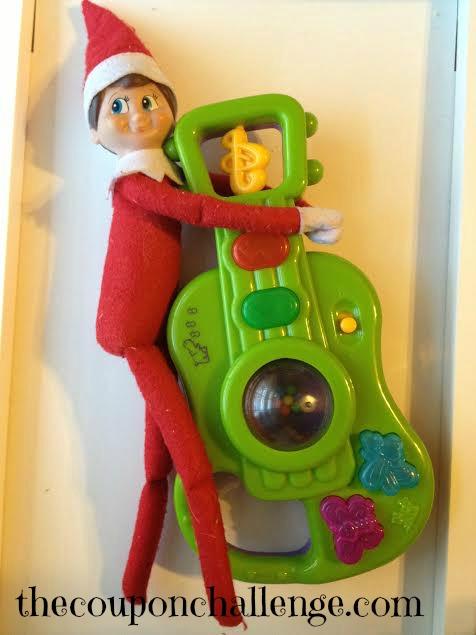 Elf on the Shelf Ideas 14
