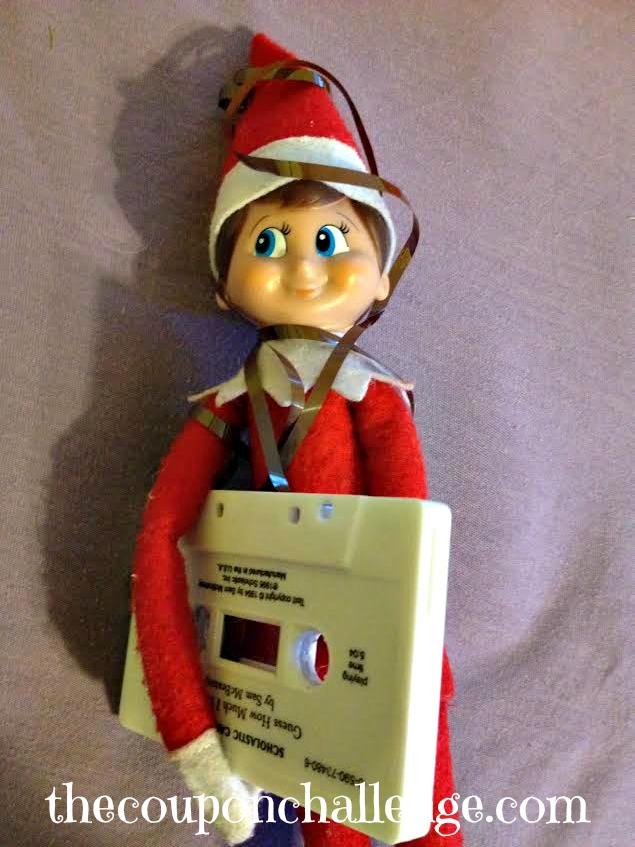 Elf on the Shelf Ideas 15