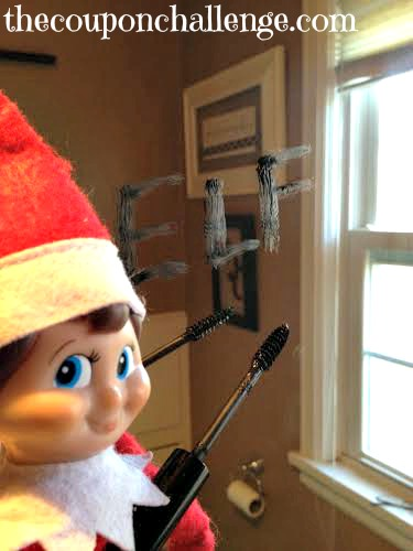 Elf on the Shelf Ideas 4