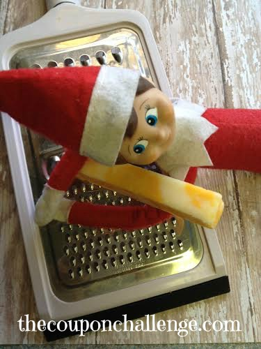 Elf on the Shelf Ideas 9