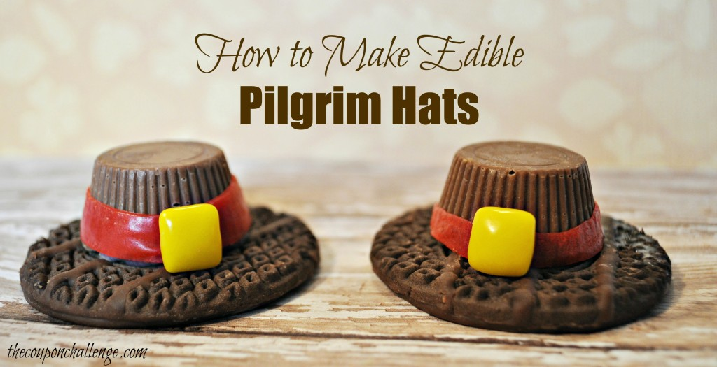 Make Dessert Pilgrim Hats