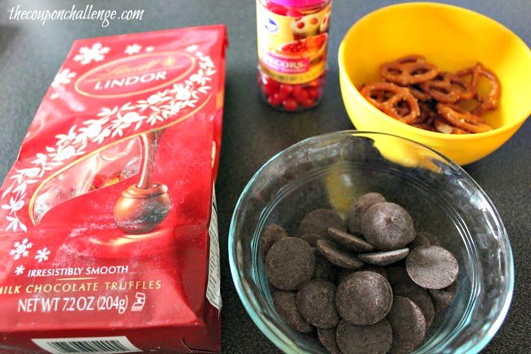 Rudolph Truffles Ingredients
