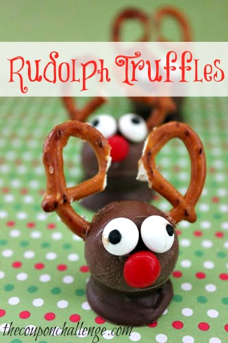 Rudolph Truffles Recipe