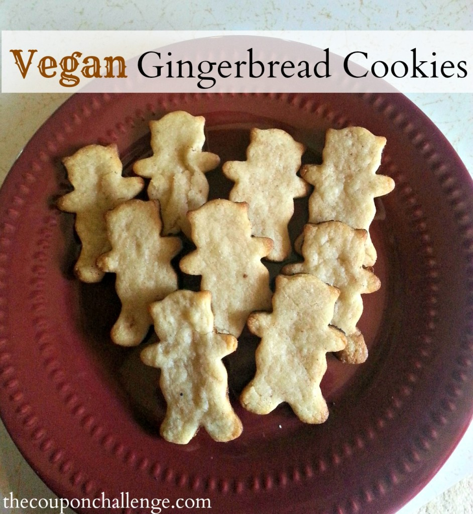 Gingerbread Cookie Recipe Archives - The Coupon Challenge