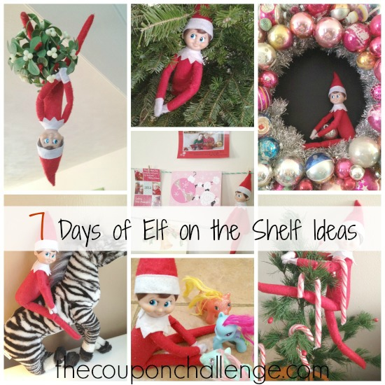 7 Elf on the Shelf Ideas