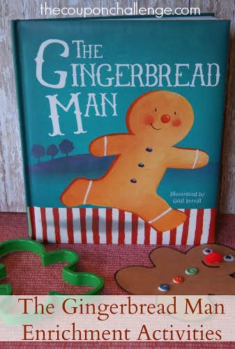 Gingerbread Man Lesson Plan