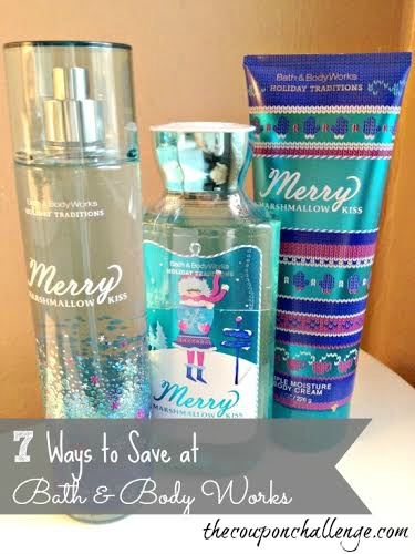 How to Save Money at Bath and Body Works