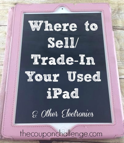 Where to Sell Used iPad