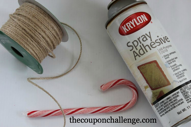 candy cane craft ideas supplies